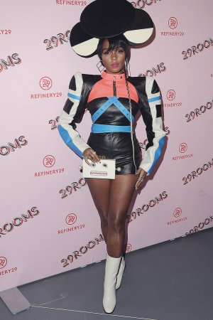 Janelle Monae attends Refinery29 29Rooms Los Angeles Turn It Into Art