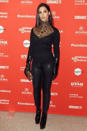 Janina Gavankar attends Blindspotting at the 2018 Sundance Film Festival