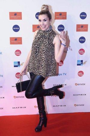 Janina Korn attends Movie meets Media Grand Elysée