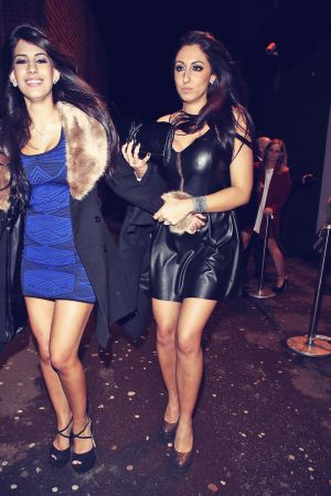 Jasmin Walia attends Club 195 Essex