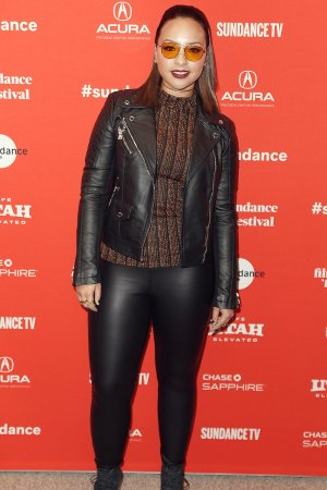 Jasmine Cephas Jones attends Blindspotting at the 2018 Sundance Film Festival