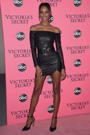 Jasmine Tookes attends Victoria's Secret Fashion Show