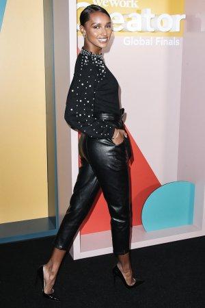 Jasmine Tookes attends WeWork Creator Awards