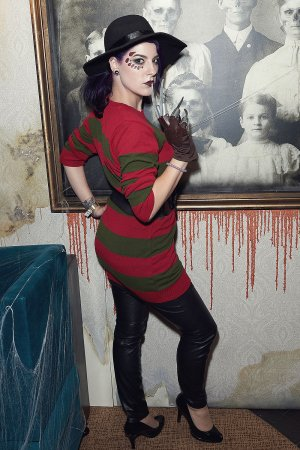 Jasz Vegas attends The Playboy Club of London