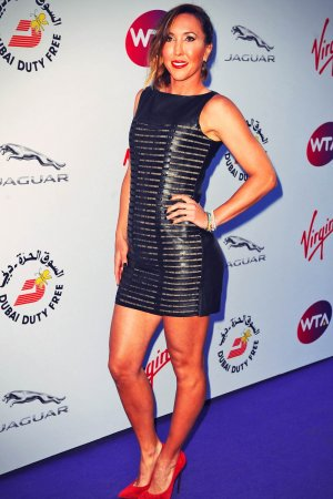 Jelena Jankovic attends WTA Pre-Wimbledon Party