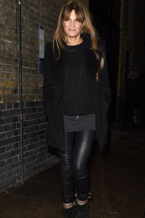 Jemima Khan at The Chiltern Firehouse