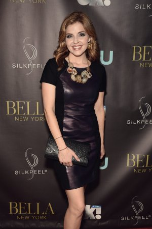 Jen Lilley attends Bella New York Fall issues Cover Party