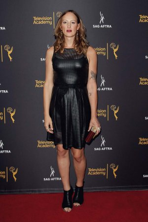 Jen Richards attends the Television Academy And SAG-AFTRA