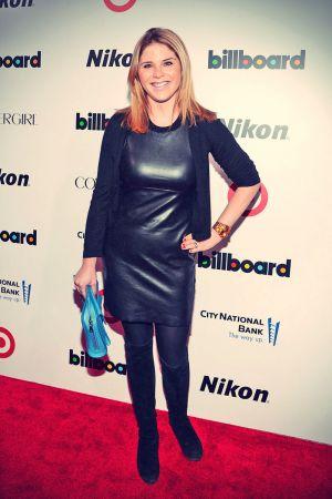 Jenna Bush Hager attends Billboards annual Women in Music event