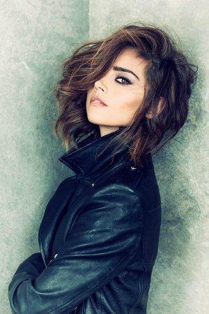 Jenna-Louise Coleman photoshoot for Harrods Magazine