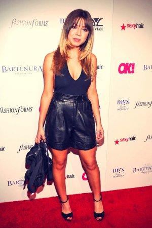 Jennette McCurdy attends OK Magazine Pre-Oscar Event