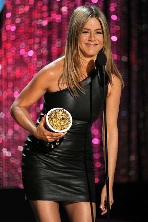 Jennifer Aniston at MTV Movie Awards