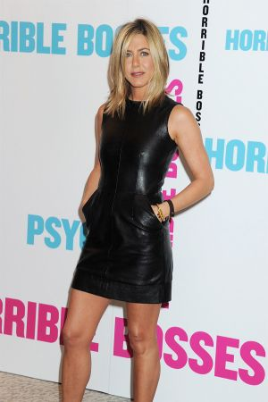 "Jennifer Aniston ""Horrible Bosses UK Photocall"