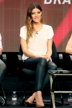 Jennifer Carpenter at Dexter panel