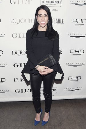Jennifer Connelly of JConnelly attends Tony Robbins' Birthday celebration