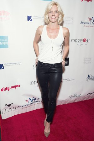 Jennifer Foote attends the Broadway Sniffs Out Cancer event