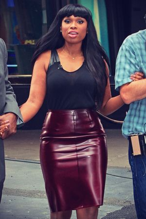Jennifer Hudson at Good Morning America