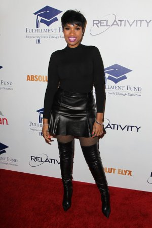 Jennifer Hudson attends the 20th Annual Fulfillment Fund Stars Benefit Gala