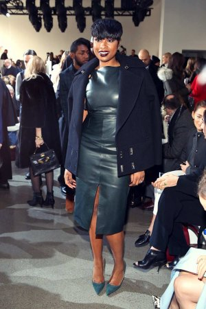 Jennifer Hudson attends the Jason Wu fashion show