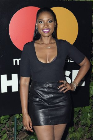 Jennifer Hudson attends The Masterpass House