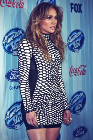 Jennifer Lopez attends American Idol Season 13 Special Screening