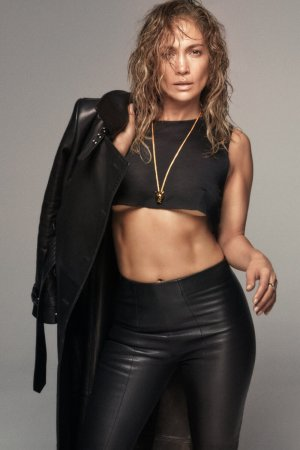 Jennifer Lopez for GQ