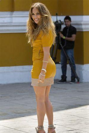 Jennifer Lopez in Peru to record ¡Q'Viva! The Chosen
