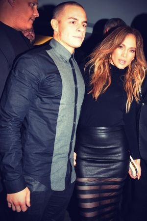 Jennifer Lopez night out at a club in Istanbul
