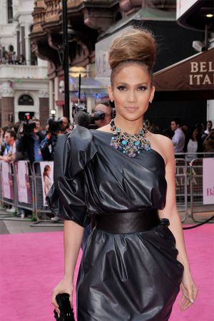 Jennifer Lopez The Back-Up Plan UK Premiere in London