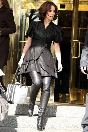 Jennifer Love Hewitt in NYC