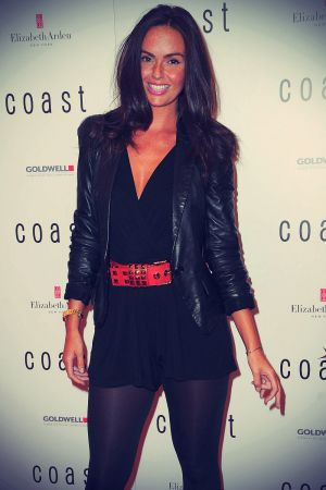 Jennifer Metcalfe Grand opening of Coast's flagship store
