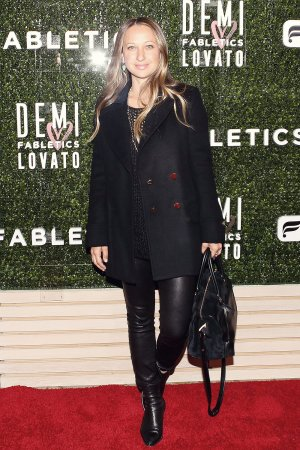 Jennifer Meyer attends The Demi Lovato for Fabletics launch party