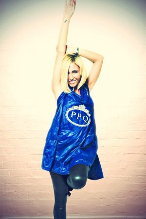 Jenny Frost Teenage Cancer Trust