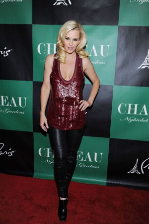 Jenny McCarthy at Chateau Nightclub & Gardens