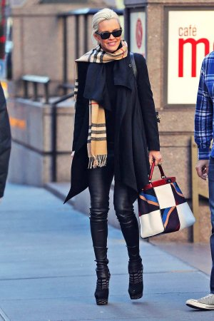 Jenny McCarthy out and about in New York