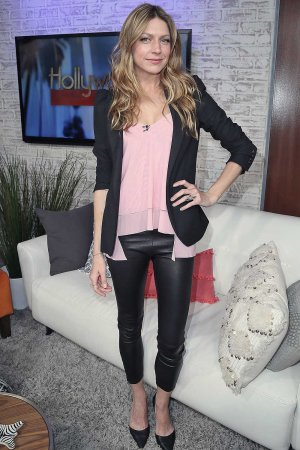 Jes Macallan visits Hollywood Today Live