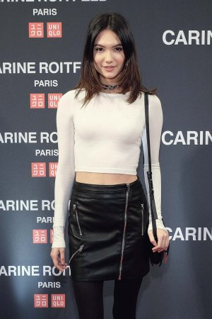 Jessica Barta Lam attends the UNIQLO Fall/Winter 2016 Carine Roitfeld Collection Launch