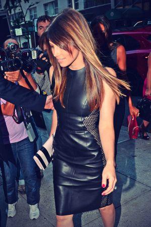 Jessica Biel attends Fashion Media Awards