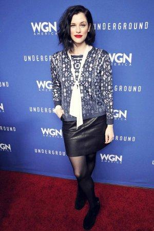 Jessica de Gouw attends Underground Party