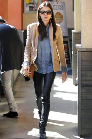 Jessica Gomes In Beverly Hills