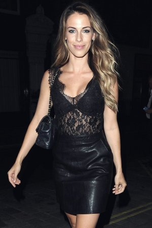 Jessica Lowndes at the Chiltern Firehouse