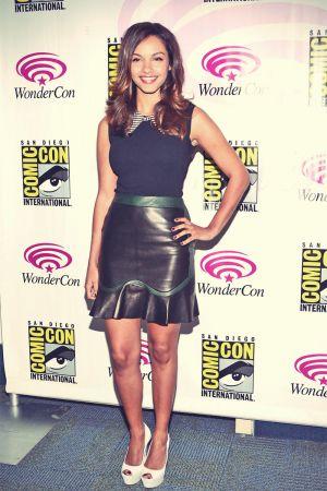 Jessica Lucas attends WonderCon Anaheim 2013
