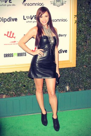 Jessica Sutta attends the 1st Annual Data Awards