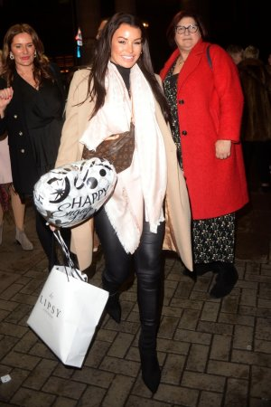 Jessica Wright at Aldwych Theatre