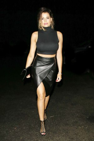 Jessica Wright night out at Sheesh nightclub in Essex