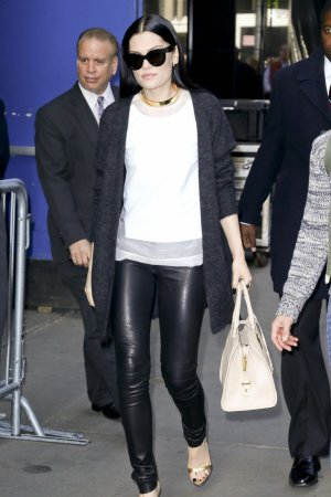 Jessie J appearance at Good Morning America