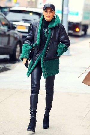 Jessie J in New York City
