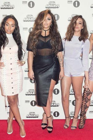 Jesy Nelson attends BBC Radio 1's Teen Awards at SSE Arena Wembley