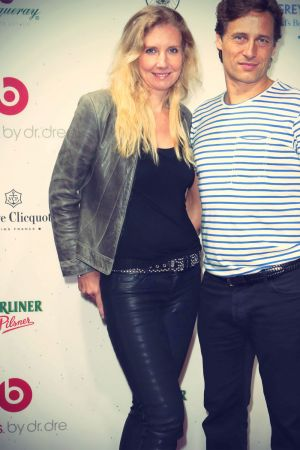 Jette Joop at Party Beats By Dr.Dre