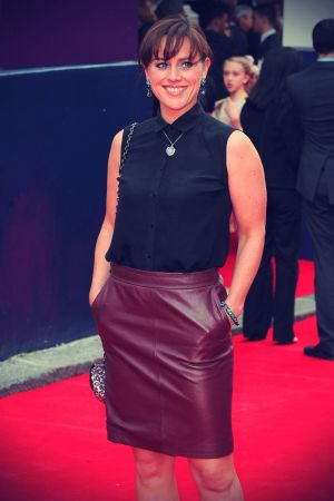 Jill Halfpenny attends Press night for Charlie and the Chocolate Factory
